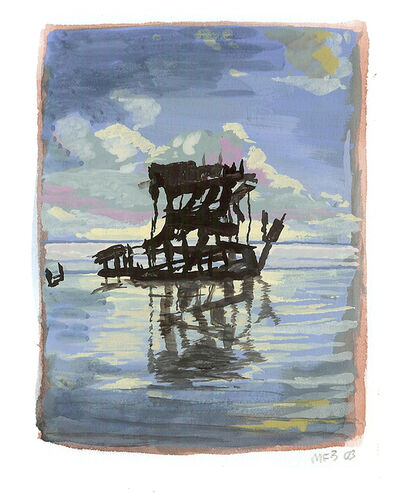Michael Brophy, 'Wreck', 2003