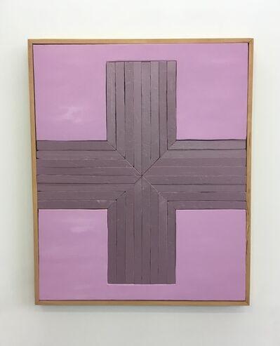 Chris Esposito, 'Form No. 17 (pink)', 2019