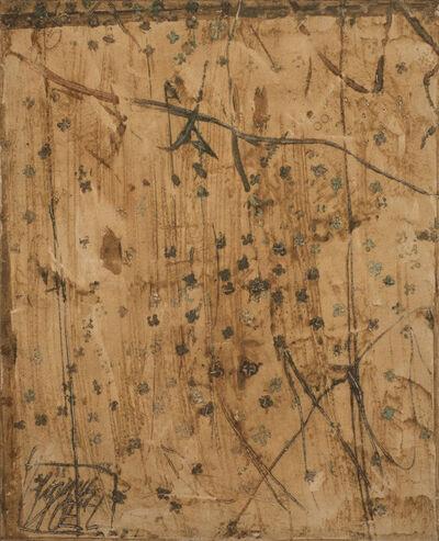 Georges Noël, 'Palimpeste –Une Page sur le Vent', 1966