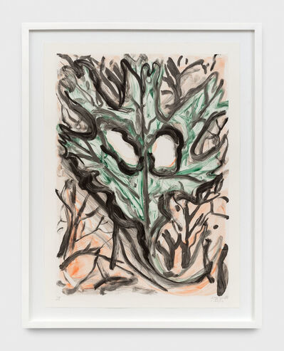 Josh Smith, 'Leaf Print IV ', 2010