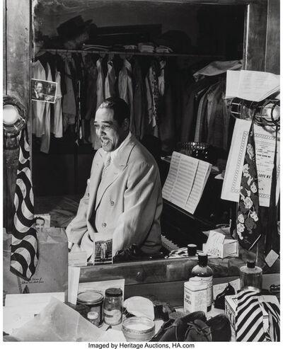 William Gottlieb, 'Duke Ellington', 1947