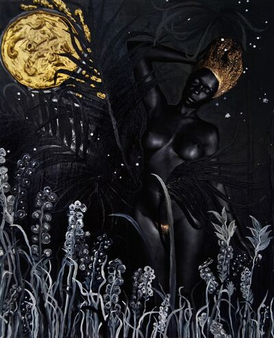 Lina Iris Viktor, 'We, the Night – the Giver of all Presences. No. XL', 2018-19