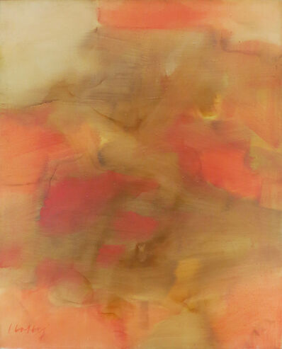 Carl Holty, 'Desert Rose', 1965