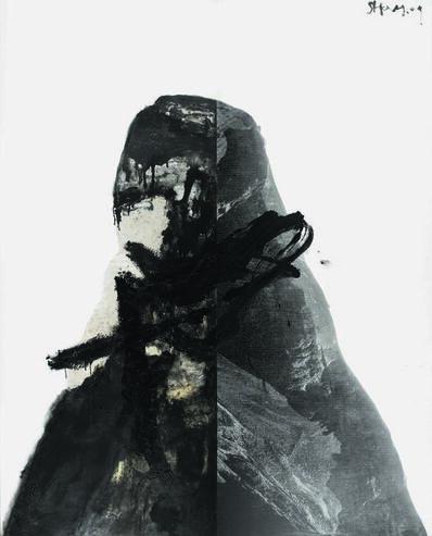 Shang Yang 尚扬, 'Dong Qichang plan  董其昌计划', 2009