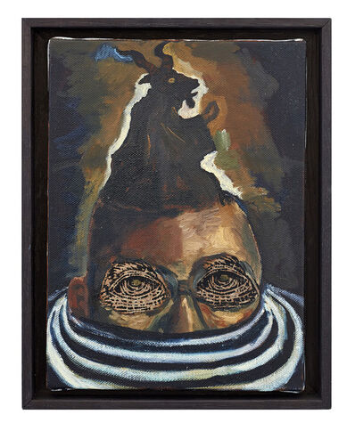 Damien Deroubaix, 'Out of the Dark - Goya', 2018