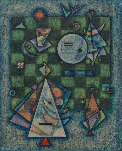Hannes Beckmann, 'Ensemble', 1946