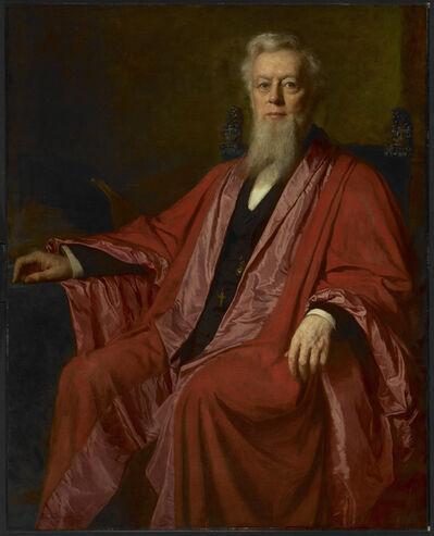 Eastman Johnson, 'Portrait of Frederick A. P. Barnard (1809-1889)', 1886