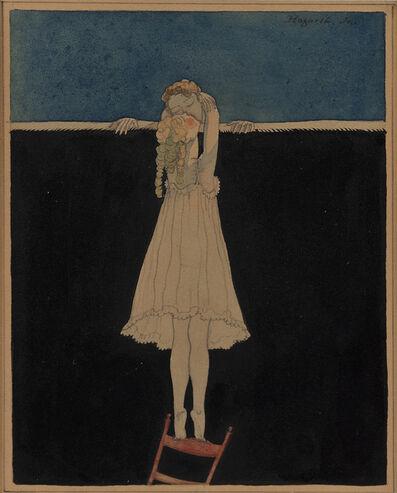Rockwell Kent, 'The Kiss ', ca. 1925
