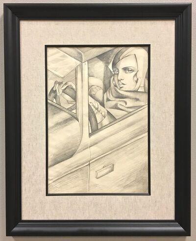 Tamara de Lempicka, 'Tamara – Self Portrait', 1925