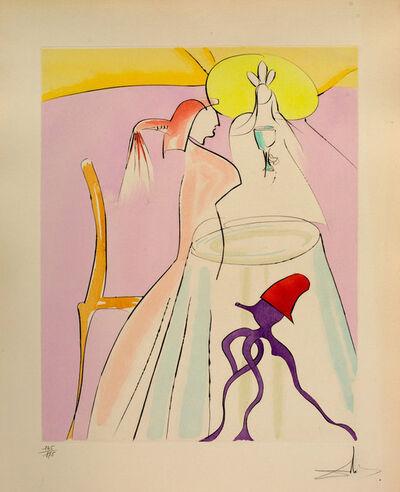 Salvador Dalí, 'Urashima Taro. From the series Japanese fairy tales', 1995