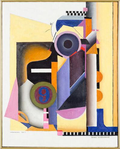 Karl Hagedorn, 'Nine Integrated', 2003