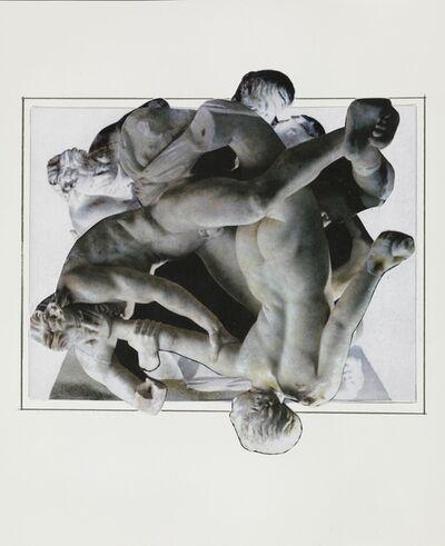 """Giulio Paolini, 'Studio per """"Ermafrodito""""', 2017"""