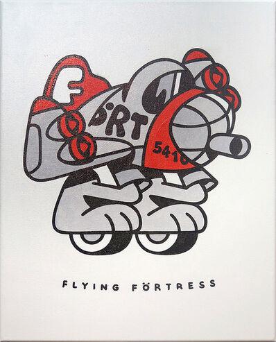Flying Förtress, 'Flying Förtress', 2018