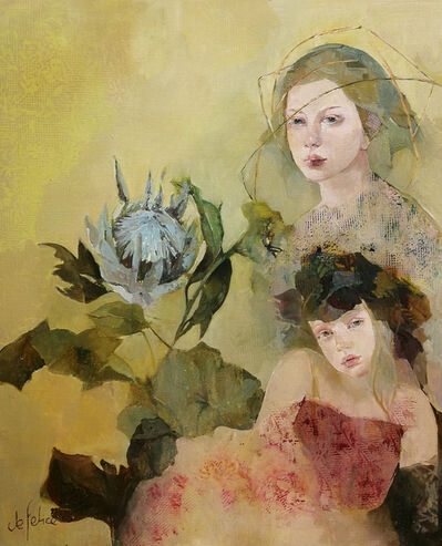 Françoise de Felice, 'Lotus', 2019