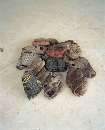 Area Park, 'Baseball gloves', 2011