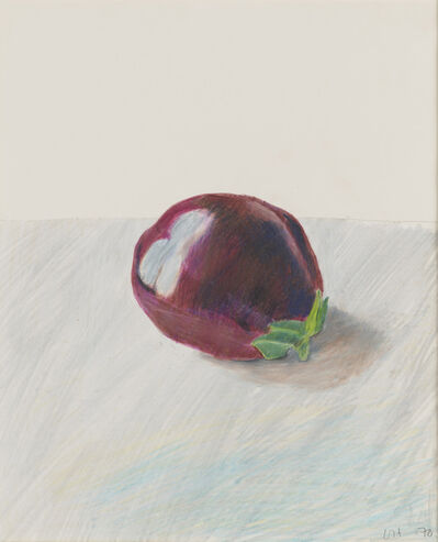 David Hockney, ' Aubergine', 1970