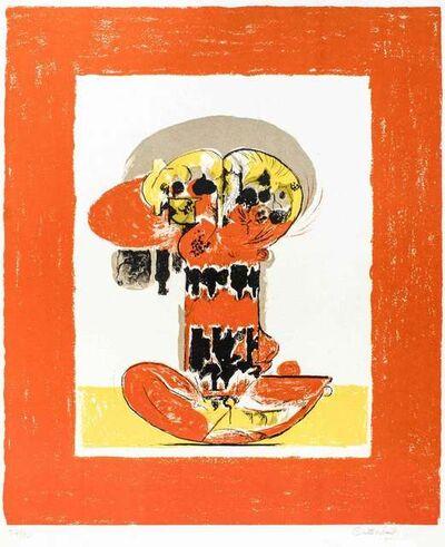 Graham Sutherland, 'Balancing Form', 1972