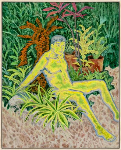 Sun Pei-Mao, '我想成為這片泥濘中的一株小草', 2017