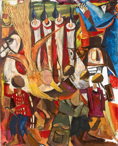 Hajimirza Farzaliyev, 'The Camel', 2006