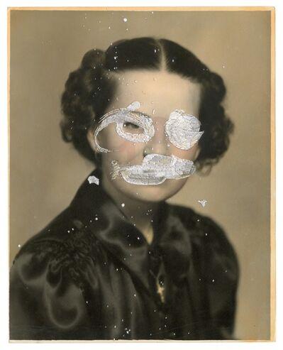 Julie Cockburn, 'Face Paint', 2020