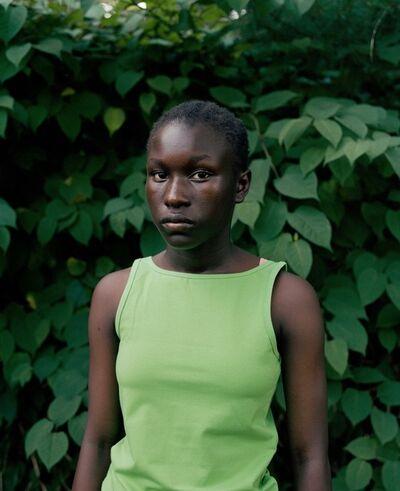 Jocelyn Lee, 'Julia in Greenery', 2005