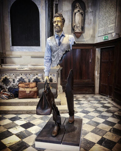 Bruno Catalano, 'HUBERT', ca. 2018