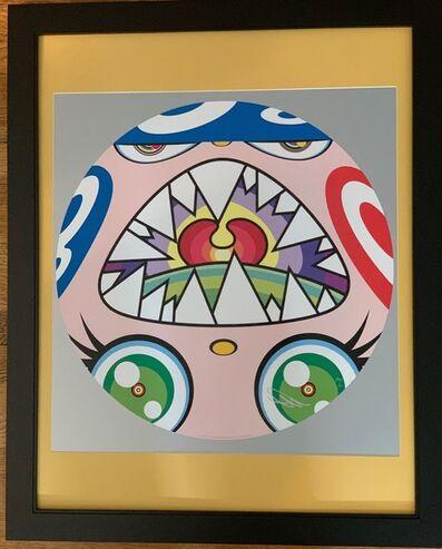 Takashi Murakami, 'We Are the Jocular Clan (10 - Smile)', 2018