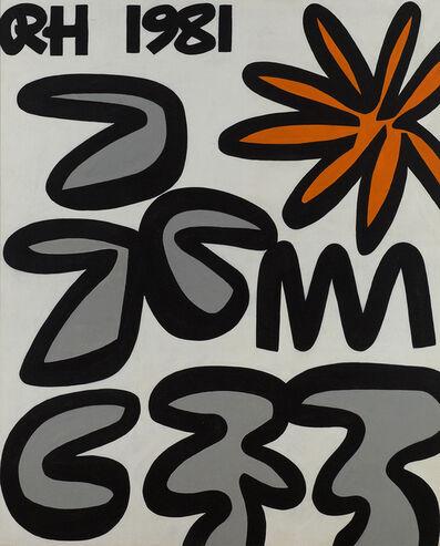 Raymond Hendler, 'Cloister Garden', 1981