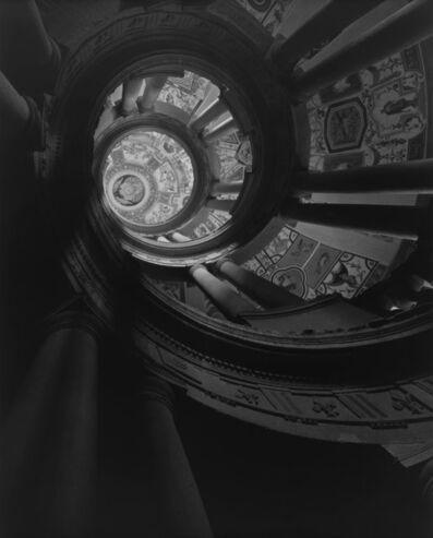 Hiroshi Sugimoto, 'Staircase at Villa Farnese', 2016
