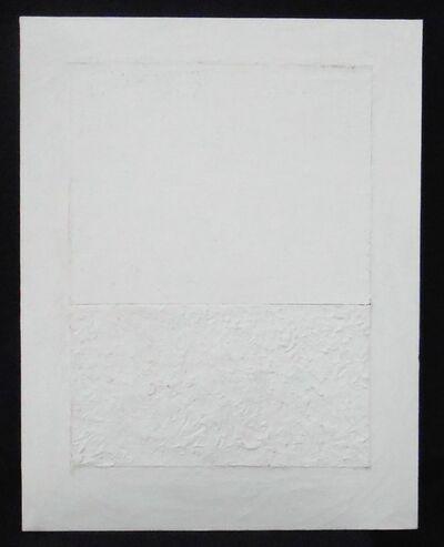 Piero Manzoni, 'Gesso', 1957