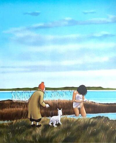 Ole Ahlberg, 'Wetland ', 2021