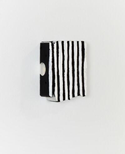 Cordy Ryman, 'Zebra #1', 2020