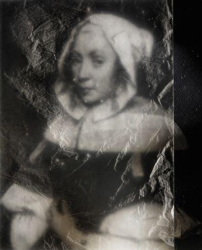 Jorma Puranen, 'Portrait de Femme (Metsu)', 2017
