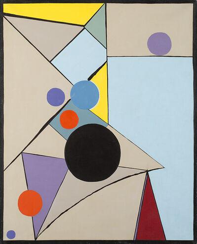 Richard Mortensen, 'Ostrigoni', 1962