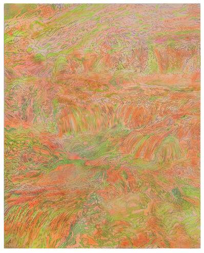 Michael Krueger, 'Waterfall Orange', 2014