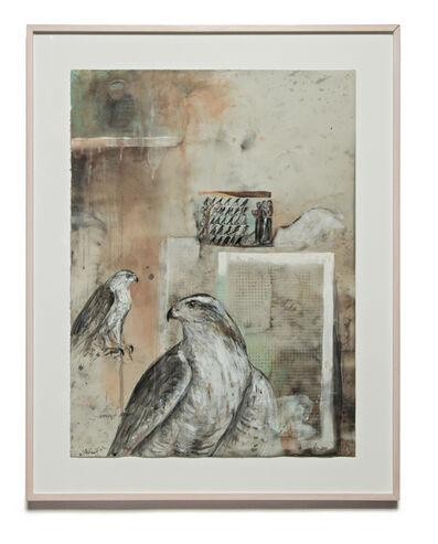 Jane Rosen, 'GOSHAWK (ST.FRANCIS)', 2008