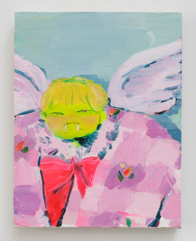 Judy Chung, 'Yearbook (Angelic Vampire) ', 2018