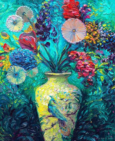 Iris Scott, 'Aquarian Bloom', 2020