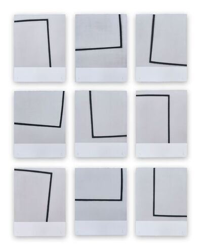 Pierre Muckensturm, '201R002 ABC (Abstract print)', 2020
