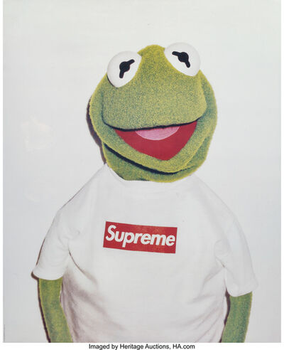 Supreme, 'Kermit the Frog, poster', circa 2008