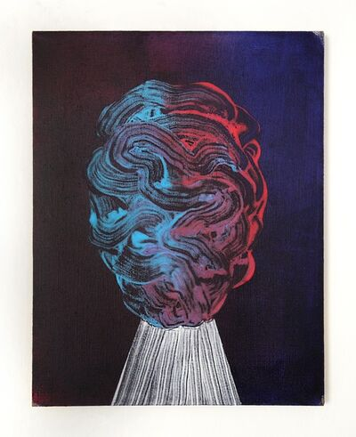Robert Janitz, 'Bitches Brew', 2020