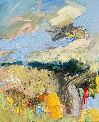 Paul Wadsworth, 'Walking Botallack Fields In Cornwall ', 2020