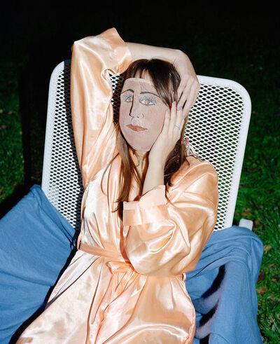 Charlotte Krieger, 'Nabila', 2017