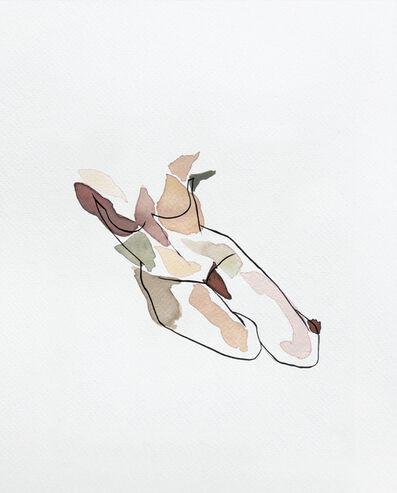 Andrea Hurtarte, 'Sittin' sideways', 2020