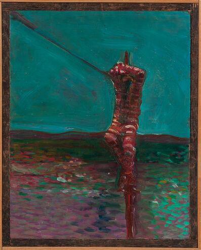Joby Baker, 'Stripes Crucified'