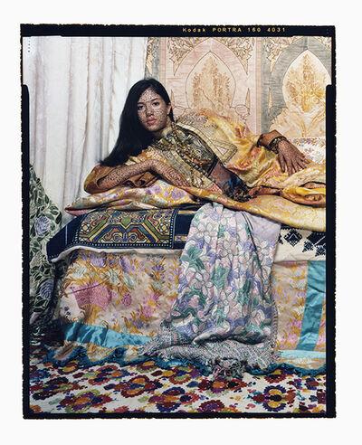 Lalla Essaydi, 'Harem Revisited #32B', 2012