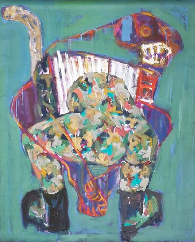 Gresham Tapiwa Nyaude, 'Dog's Life', 2015
