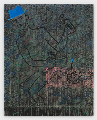 Alexander Kaletski, 'Blue Hat', 2004-2006