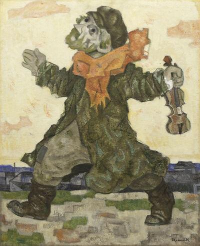 Arthur Kolnik, 'The Fiddler', ca. 1930