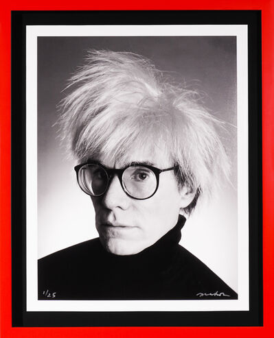 Christopher Makos, 'Archival Warhol Print ', 2020